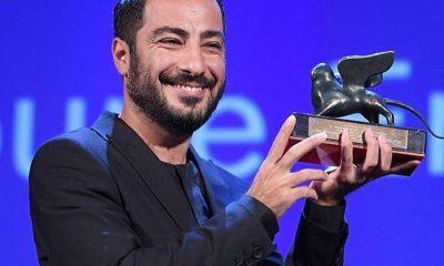 نوید محمدزاده امروز در فتوکال جشنواره ونیز
