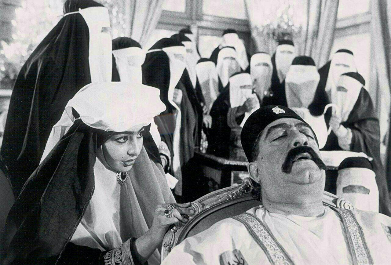 عزت الله انتظامی در فیلم ناصرالدین شاه آکتور سینما