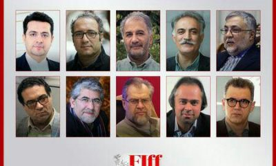 محمدمهدی عسگرپور دبیر جشنواره جهانی فیلم فجر شد